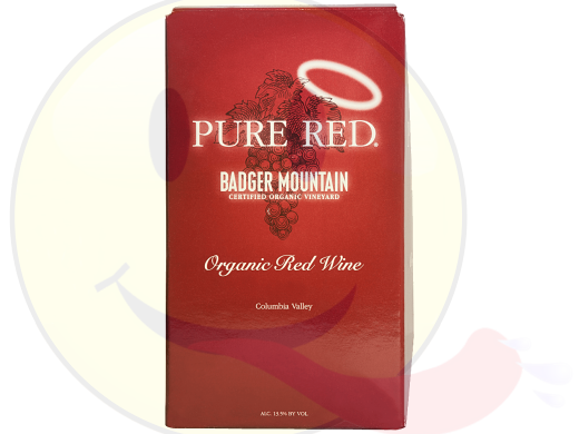 Badger Mountain Pure Red